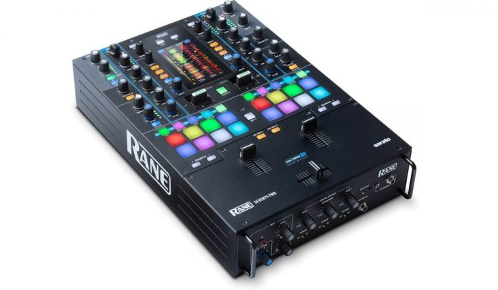 Rane Seventy Two side view.