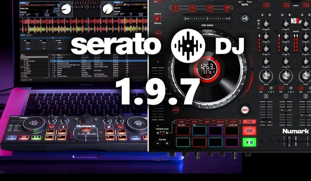 Serato DJ Update 1.9.7