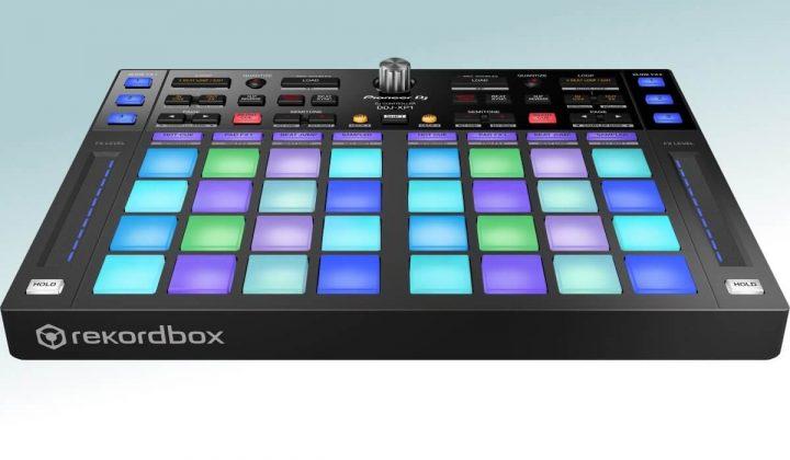 Pioneer DJ DDJ-XP1 front