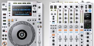 Pioneer DJ CDJ-2000 NXS2 and DJM-900 NXS2