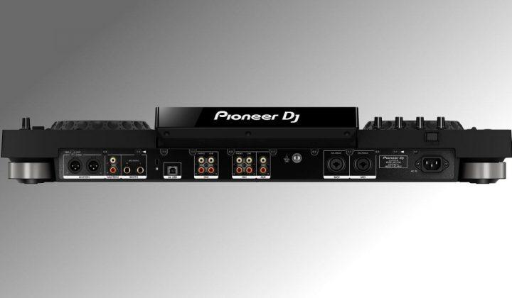 Pioneer DJ XDJ-RX2 back