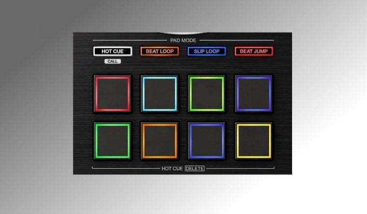 Pioneer DJ XDJ-RX2 performance pads