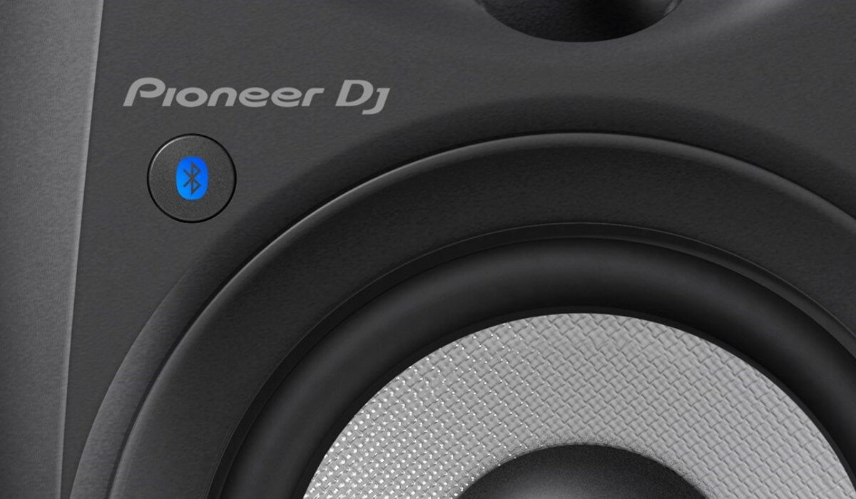 Pioneer DJ DM-40BT Bluetooth