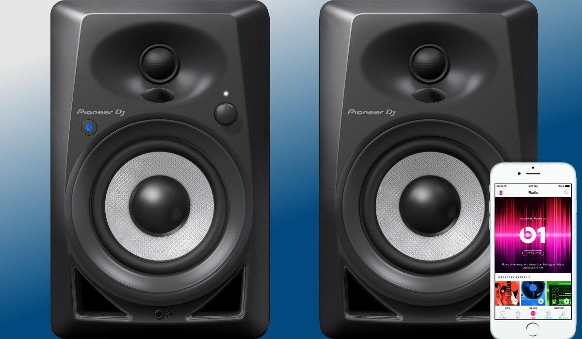 2017 >> Pioneer DJ DM-40BT