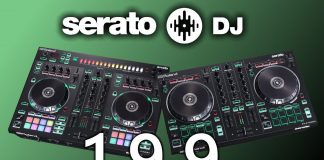 Serato DJ 1.9.9 Upgrade