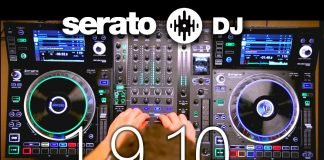 Serato DJ 1.9.10 upgrade