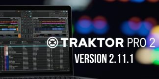 Traktor Pro version 2.11.1 update