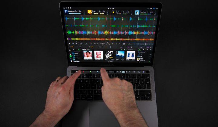 Algoriddim djay Pro 2 for Mac