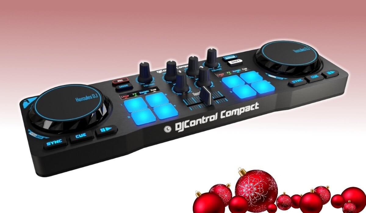 Hercules DJ Compact
