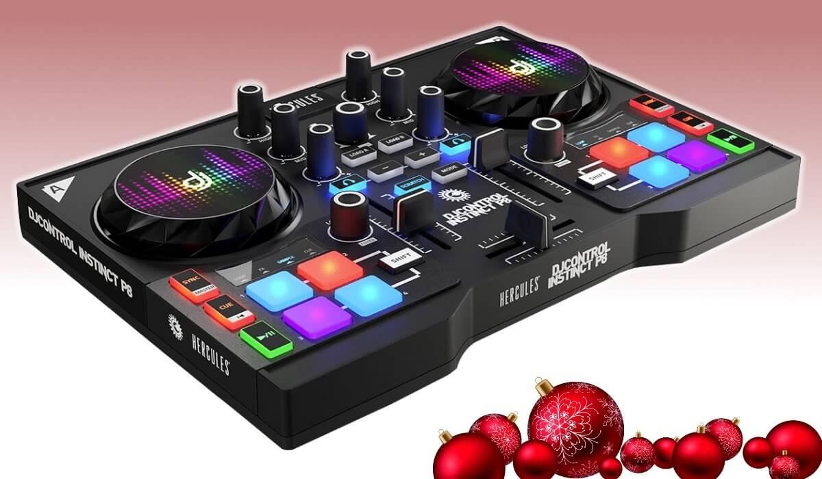 Hercules DJ Instinct P8