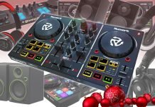 Christmas gifts for young DJ's