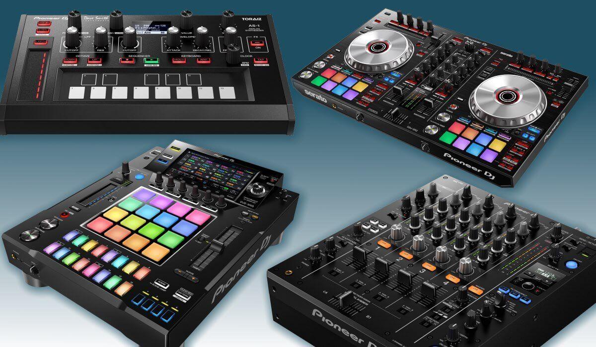 Pioneer DJ in 2017
