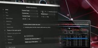 Rekordbox 5.1 features