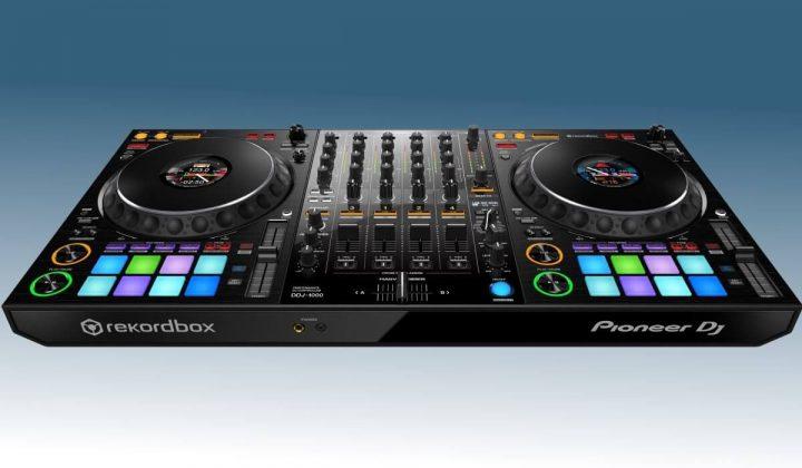Pioneer DJ DDJ-1000 front view