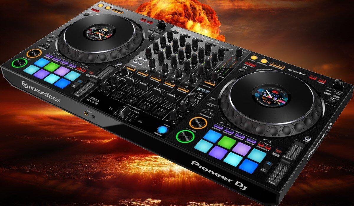 Pioneer DJ DDJ-1000 hero