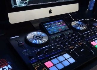 Reloop TOUCH Namm 2018