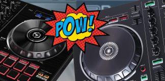 Pioneer DJ DDJ-RB versus the Roland DJ-202