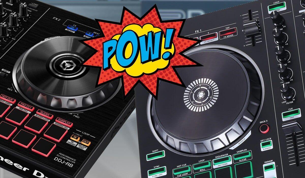 Roland DJ-202 Versus Pioneer DJ DDJ-RB: Which One Is The Best?