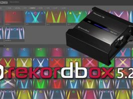 Rekordbox version 5.2 launched