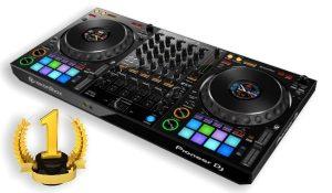 Denon DJ MCX8000 versus the Pioneer DJ DDJ-1000: the winner!