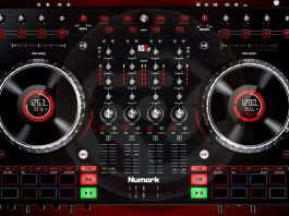Numark NS6II Hero