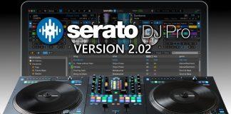Serato DJ Pro Version 2.02