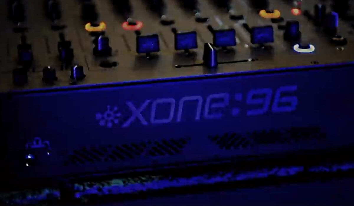 Allen & Heath Xone:96 teased