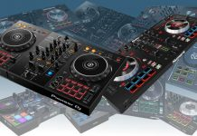 hercules launches 3 new dj controllers the dj control inpulse 300 dj control inpulse 200 and. Black Bedroom Furniture Sets. Home Design Ideas
