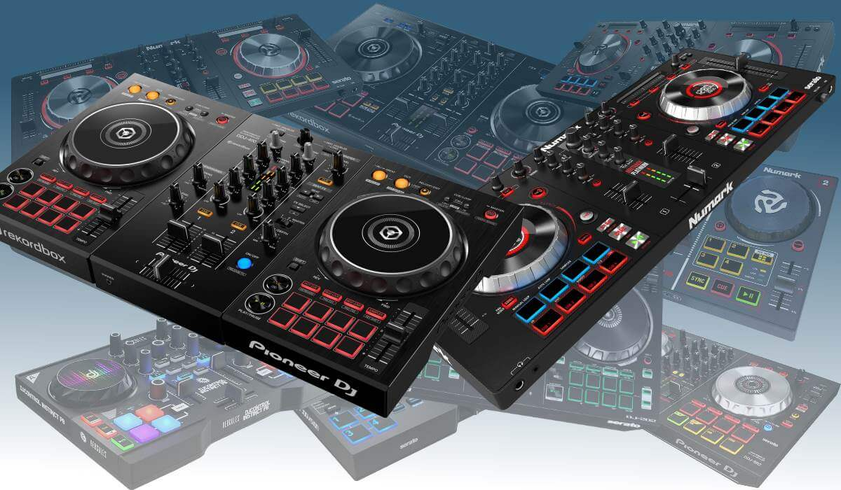 Best DJ controller for beginners