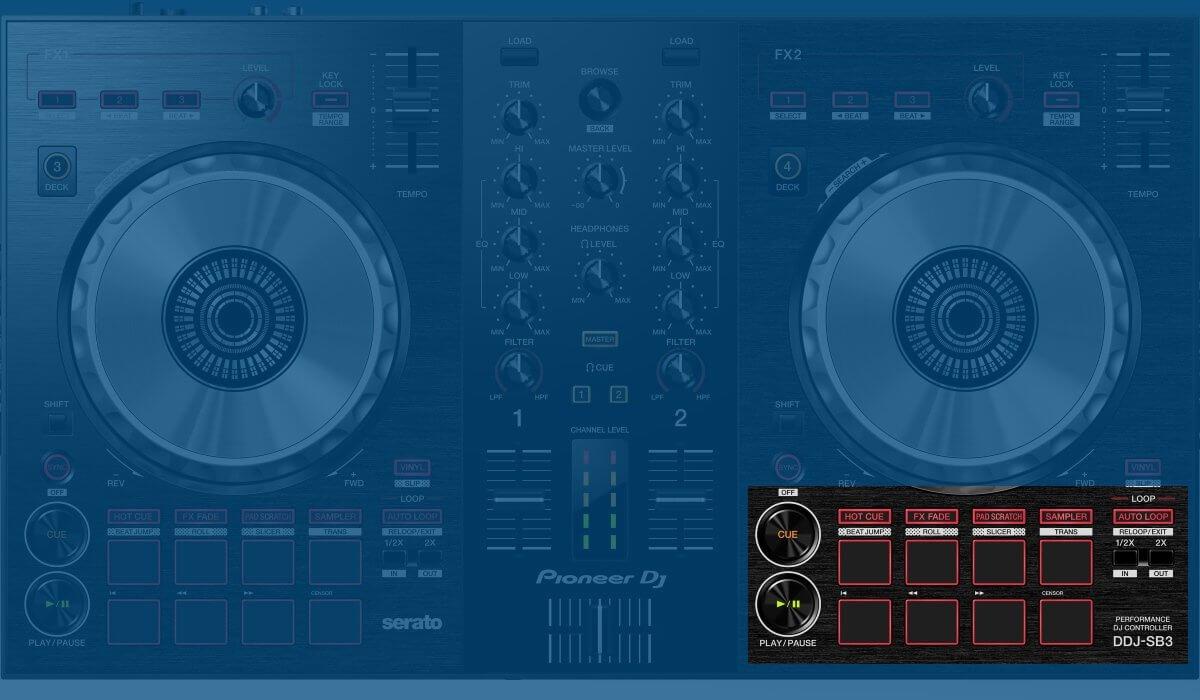 Pioneer DJ DDJ-SB3 Serato DJ Lite Controller Review And Video