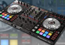 Pioneer DJ DDJ-SX3 hero