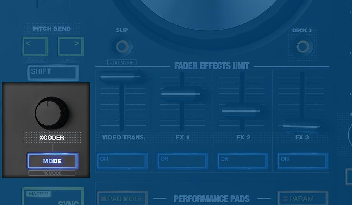 Reloop Touch Xcoder