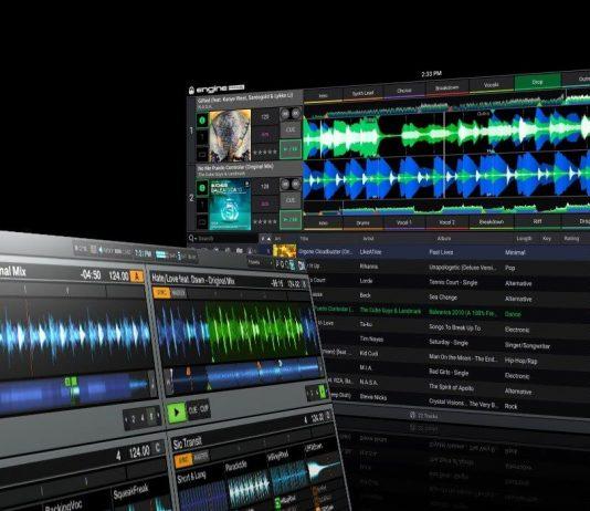 Denon DJ Engine Prime Integration with Traktor Pro
