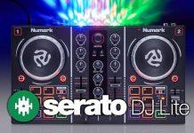 Numark Party Mix new plays nice with Serato DJ Lite