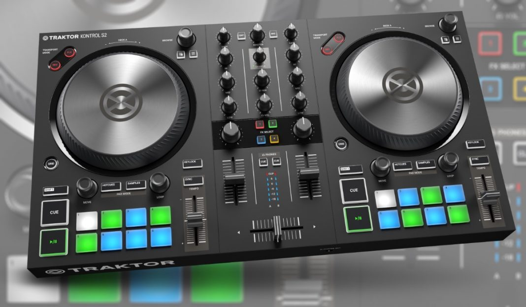 Native Instrument Traktor Kontrol S2 MK3