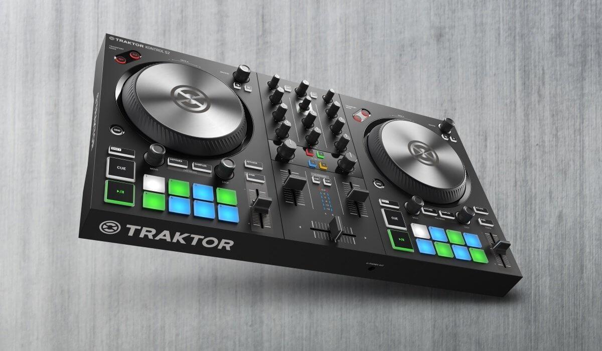 Native Instruments Releases Traktor Kontrol S2 MK3!