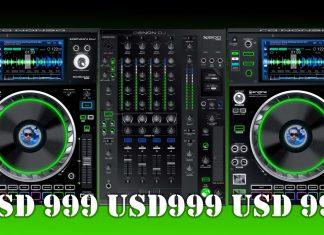 Denon DJ SC5000 Prime And X1800 Prime price slash