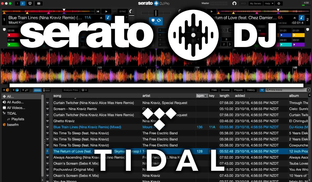 latest serato dj lite