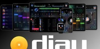 Algoriddim's djay for IOS