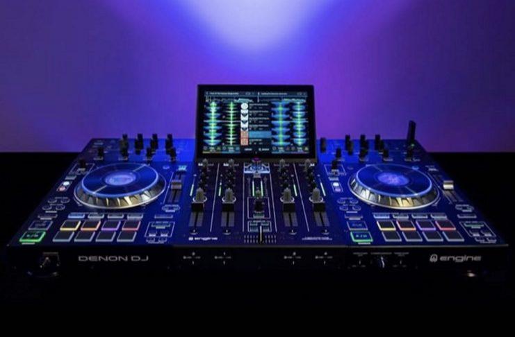 New Denon DJ Media Player