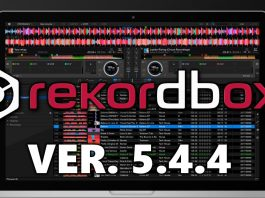 Rekordbox 5.4.4 Public Beta