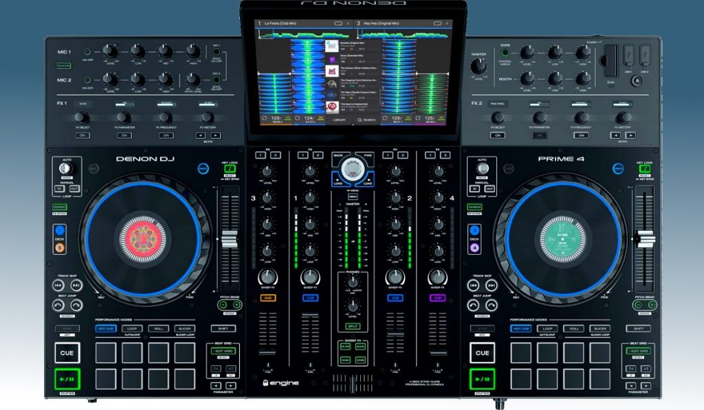 What Is The Best All-In-One DJ System 2019