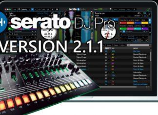 Serato DJ Pro 2.1.1