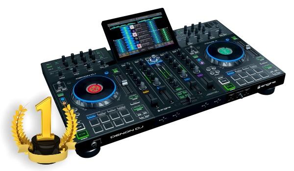 Denon DJ Prime 4 versus Pioneer DJ XDJ-RX2: the winner!