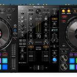 Pioneer DJ DDJ-800 top view