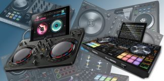 best dj controllers for beginners in 2019. Black Bedroom Furniture Sets. Home Design Ideas
