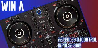 Hercules DJControl Inpulse 300