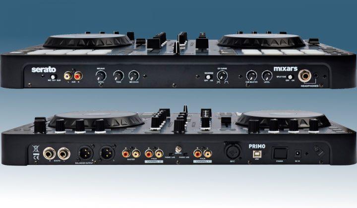 Mixars Primo - inputs and outputs