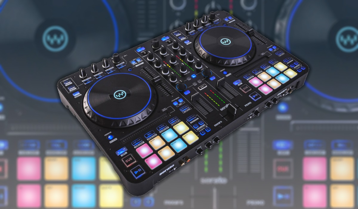 Mixars Primo Serato DJ Pro Controller Review And Video