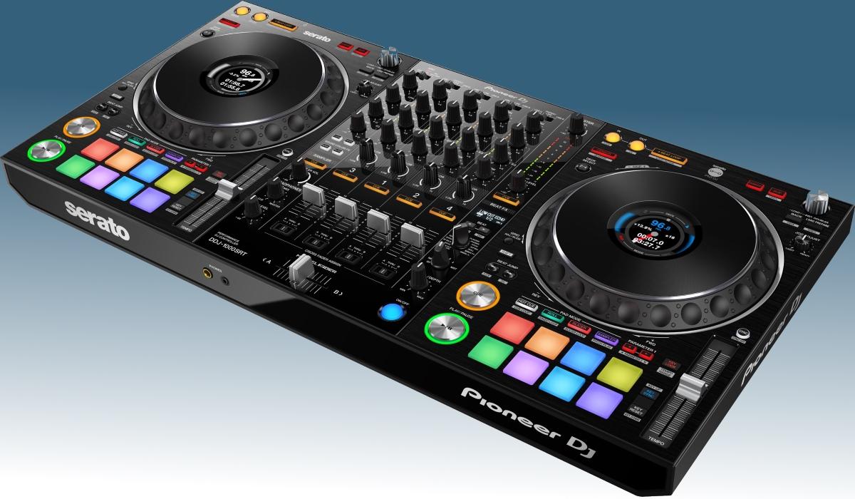 Pioneer DJ DDJ-10000SRT Serato DJ Pro Controller Launched